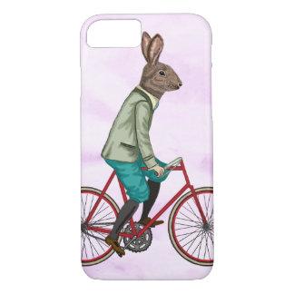 Rabbit On Bike 3 iPhone 8/7 Case