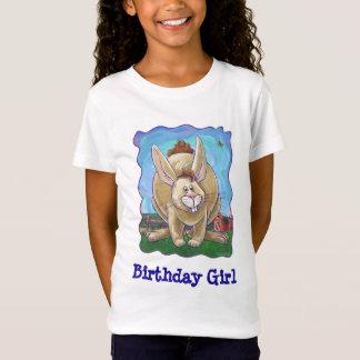 Rabbit Party Center T-Shirt