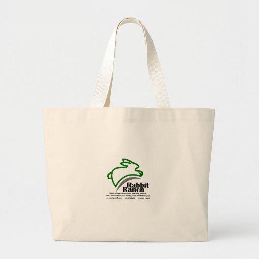 Rabbit Ranch Boarding Canvas Bags