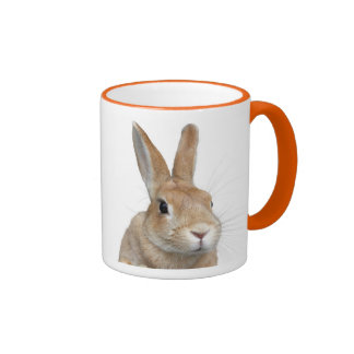 Rabbit Ringer Mug