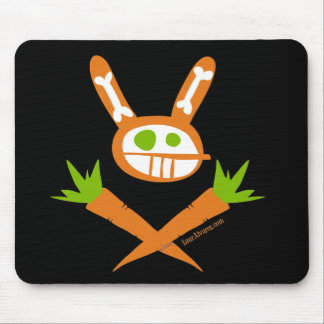 Rabbit Skull Mouse Mat