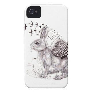 Rabbit & Swifts Swallows Blackberry Bold Case
