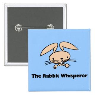 Rabbit Whisperer Pins