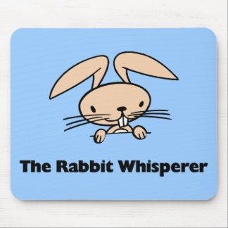 Rabbit Whisperer Mouse Mat