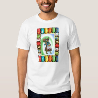 Rabbit with Easter gifts Tshirt