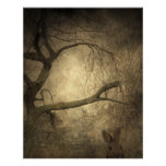 Rabbit Woods Poster