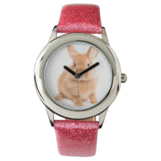 Rabbit Wrist Watch