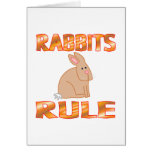 RABBITS RULE CARDS