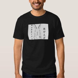 Rabbits Rule tshirt