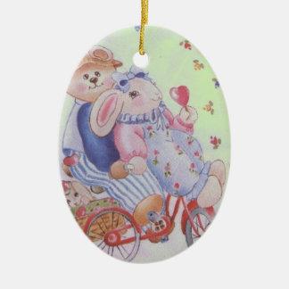 rabbitsornament christmas ornaments