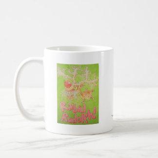 Rabid Rudolph Coffee Mugs