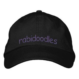 rabidoodles baseball cap