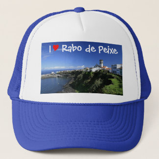 Rabo de Peixe - Azores Trucker Hat