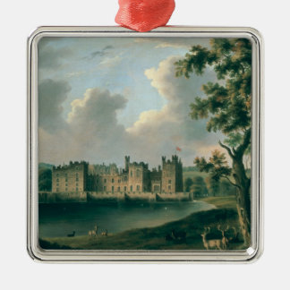 Raby Castle Christmas Ornament