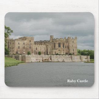 Raby Castle Mousepad