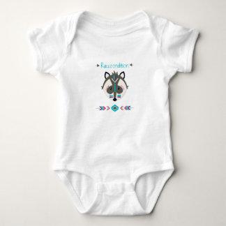 Raccondition Baby Bodysuit