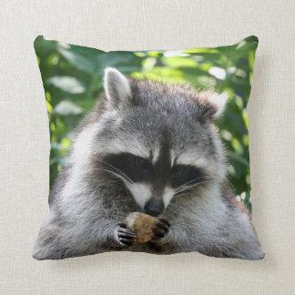 Raccoon 004 cushion