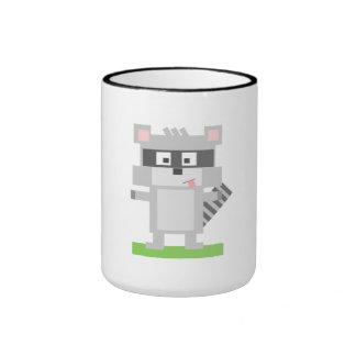 Raccoon Avatar Mugs