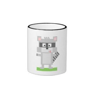Raccoon Avatar Mug