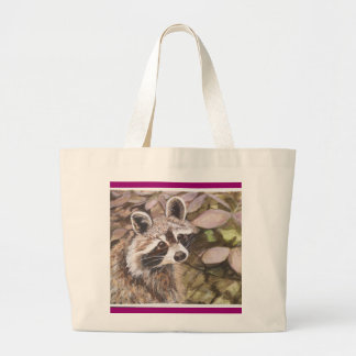 Raccoon bag