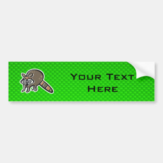 Raccoon Bumper Stickers