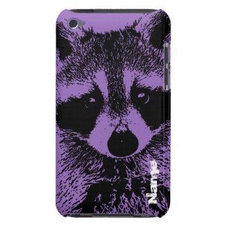 Raccoon Closeup Case-Mate iPod Touch Case