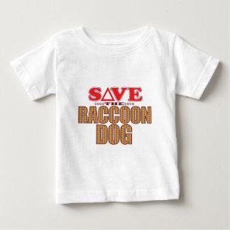 Raccoon Dog Save Baby T-Shirt