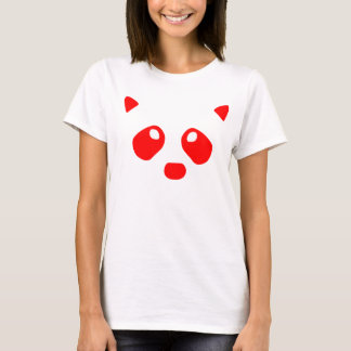 Raccoon Eyes Red T-Shirt