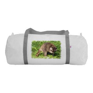 Raccoon Gym Duffel Bag