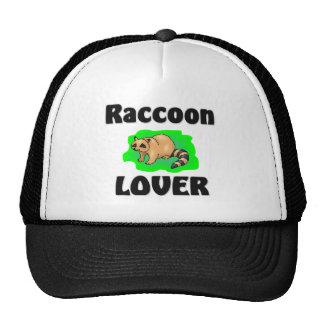 Raccoon Lover Cap