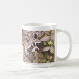 Raccoon Mug