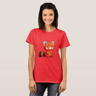 Raccoon Orange T-Shirt