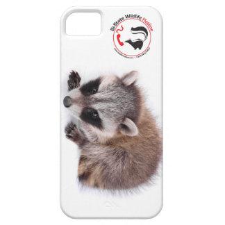 Raccoon Phone iPhone 5 Cases