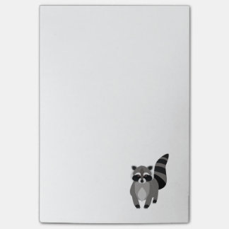 Raccoon Rascal Post-it Notes