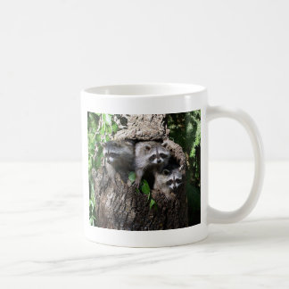 Raccoon - The Three Amigos Coffee Mug
