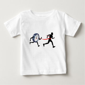 Race Against Time Baby T-Shirt