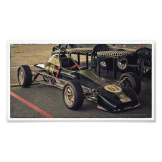 Race Car 67 Color Photo Print