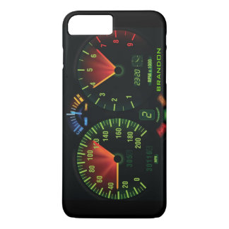 Race Car Design iPhone 7 Plus Case
