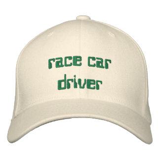 race car driver baseball cap