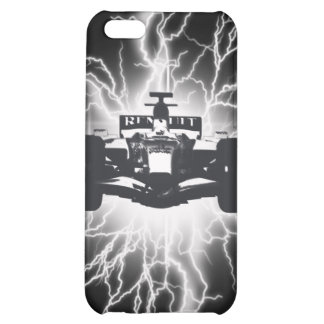 Race car iPhone 5C cases
