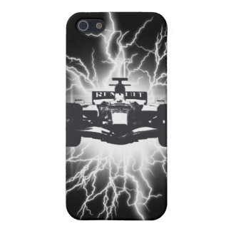 Race car iPhone 5 cover