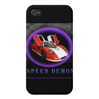 Race car Items iPhone 4/4S Cover