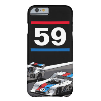 RACE CAR - KEIN VERGLEICH BARELY THERE iPhone 6 CASE