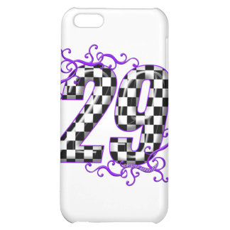 Race car number 29 case for iPhone 5C