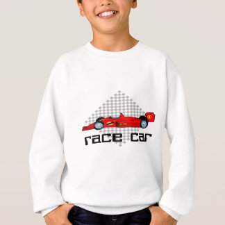race car sweatshirt