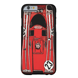 RACE CAR - VICTORY BARELY THERE iPhone 6 CASE