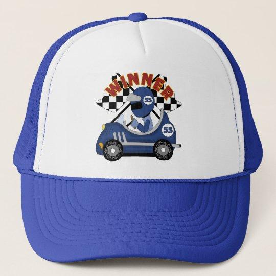 Race Car Winner Gift Cap
