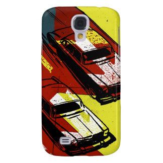 Race Cars Galaxy S4 Case