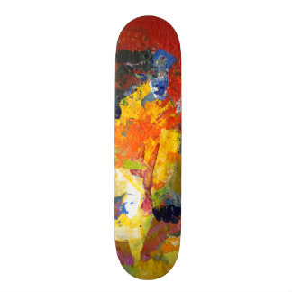 Race Day 20 Cm Skateboard Deck