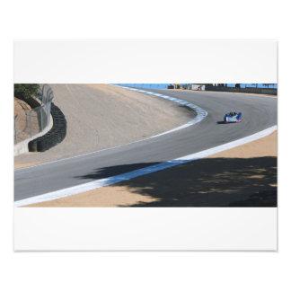 Race Day Laguna Seca Photo Art
